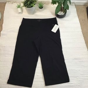 Danskin Woman's Sleek Fit Yoga Crop Pant - XL- NWT